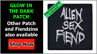 Glow In The Dark Patch